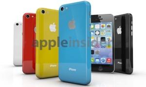 Lisälaitevalmistajien hankkimien mittapiirustusten perusteella luotu hahmotelmakuva tulevasta, edullisemmasta iPhonesta