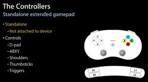 Applen WWDC:ssä esitelty laitteesta irrallinen peliohjainkonsepti