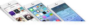 Applen uusi iOS 7