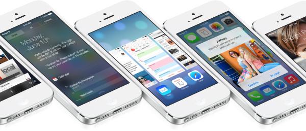 Applen iOS 7: Ilmoituskeskus, Moniajo, AirDrop