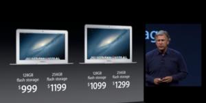 Uudistettu MacBook Air