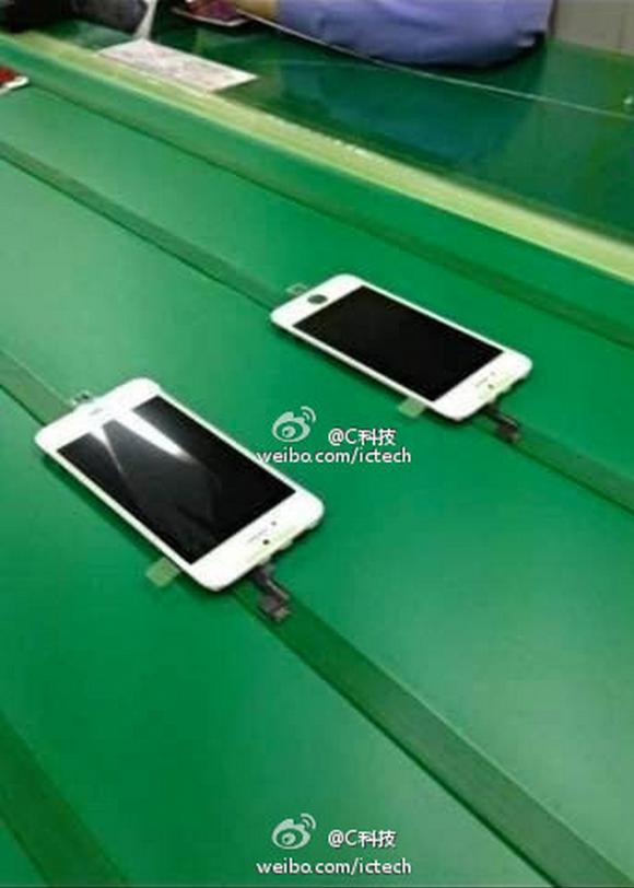 Sina Weibo -mikroblogisivustolla esiintynyt kuva.