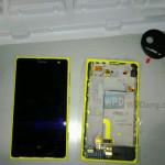 Väitetty Nokia EOS WPDangin julkaisemassa kuvassa