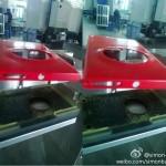 Nokian EOSin kuoret kiinalaisessa Weibo-palvelussa julkaistussa kuvassa suoraan tehtaalta