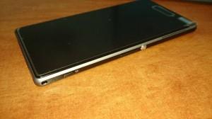 Sonyn väitetty uusi Honami-huippupuhelin sivusta Just Another Mobile Phone Blogin vuotokuvassa