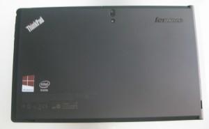 ThinkPad Tablet 2 takaa