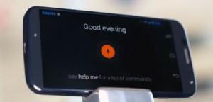 Moto X mainosvideolla