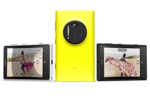 Nokia Lumia 1020 ja Pro Camera -sovellus