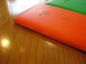 Nokia Lumia 625 sivulta