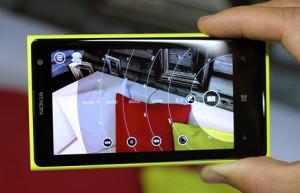 Nokia Pro Camera -sovellus - eri säätöjä pääsee muuttamaan helposti liukusäätimillä