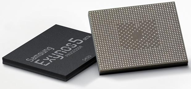 Omien Exynos-piiriensä lisäksi Samsung valmistaa piirejä myös muille