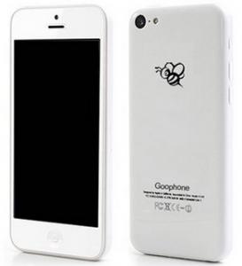 Mallikuva Goophone i5C:stä