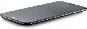 LG G2 mustana sivulta