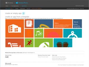 Microsoftin uusi Windows Phone App Studio