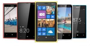 Nokia Lumia Amber tulee Nokian koko Windows Phone 8 Lumia -mallistoon