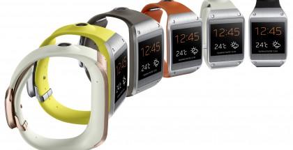 Samsungin alkuperäinen Galaxy Gear