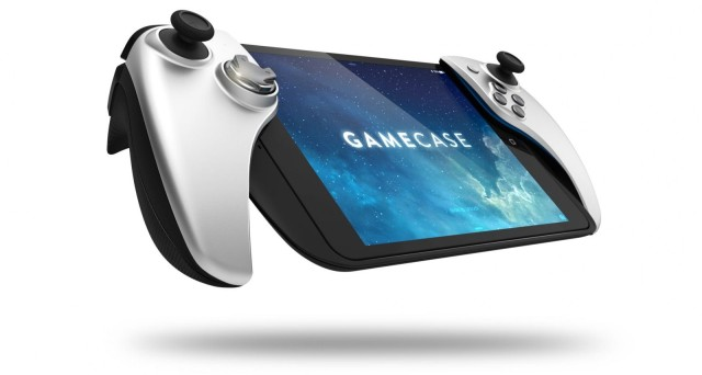 logitech gamecase
