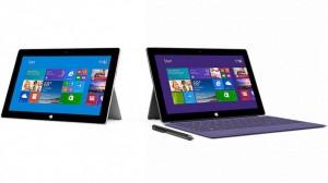 Microsoftin Surface 2:t