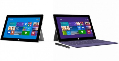 Microsoftin Surface 2:t