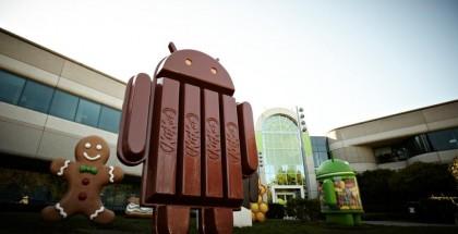 Android KitKat -hahmo Googlen pihalta