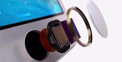 Applen Touch ID -sormenjälkitunnistin
