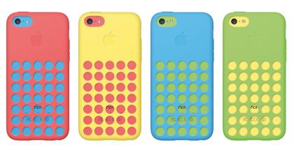 Applen kuoret iPhone 5c:lle