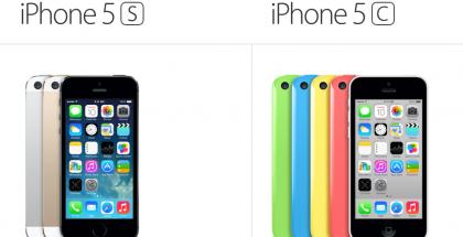Saako muovikuorinen iPhone 5C metallikuorisen seuraajan 5S:n sisuksilla?
