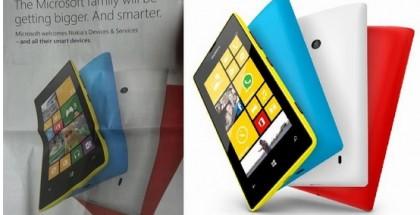 Microsoft kadotti Lumia 520:sta Nokia-nimen