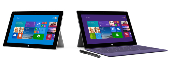 Microsoft Surface 2:t