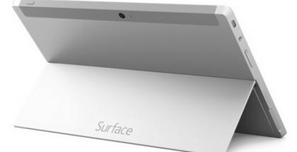 Nykyinen Microsoft Surface 2 takaa