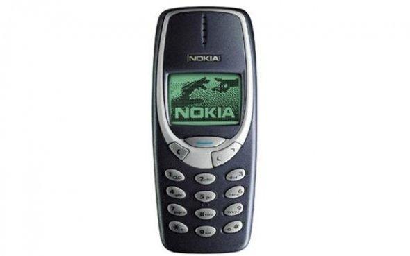 Nokia 3310 - kenties Nokian legendaarisin puhelinmalli?