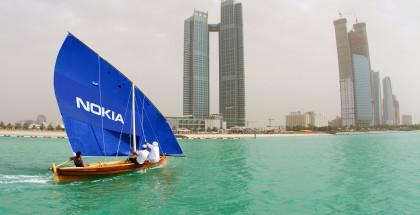 Nokia + Abu Dhabi