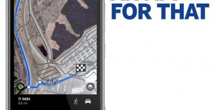 Nokia Apple Maps HERE