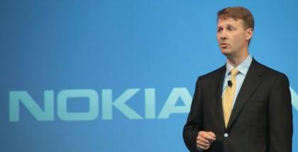 Nokian hallituksen puheenjohtaja ja väliaikainen pääjohtaja Risto Siilasmaa