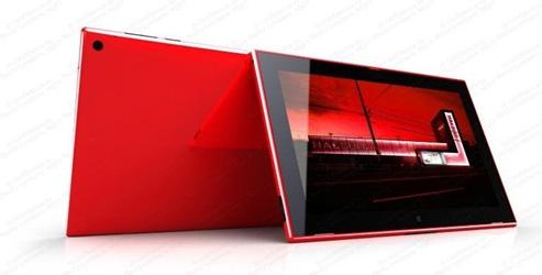 Väitetty aiemmin Nokian tabletista vuotanut