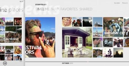 Nokia Storyteller @evleaksin vuotamassa kuvassa
