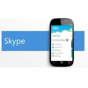 Skype + Windows Phone