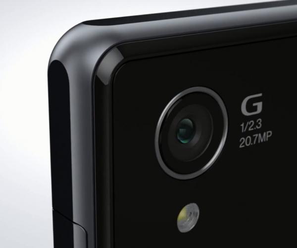 Sony Xperia Z1:n kamera