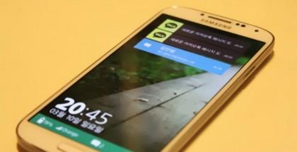 Tizen 3.0:n lukitusnäkymä Tizen Indonesian aiemmin julkaisemassa kuvassa