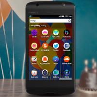 Mozillan Firefoz OS -puhelin