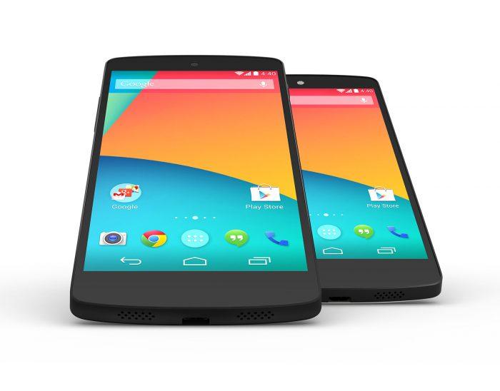 Nexus 5 kertaa kaksi