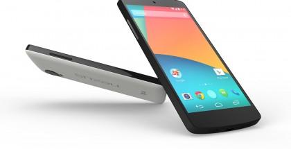 Nexus 5 tulee tarjolle myös takaa valkoisena versiona