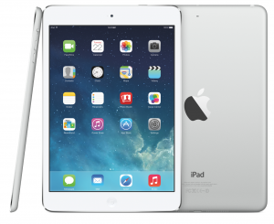 Apple iPad mini.