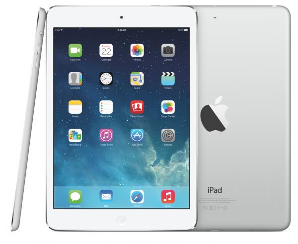 Applen uusi iPad mini Retina-näytöllä - muotoilussa ei juuri uutta ole
