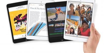 Apple iPad mini Retina-näytöllä