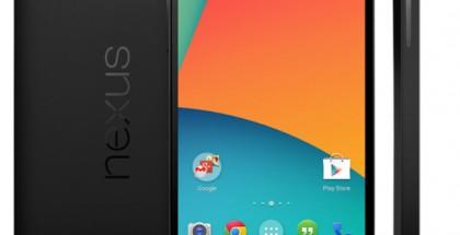 Googlen ja LG:n Nexus 5
