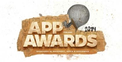 app awards 2014