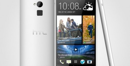 HTC One Max hopeisena