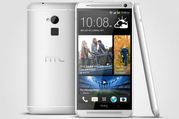 HTC One Max hopeisena
