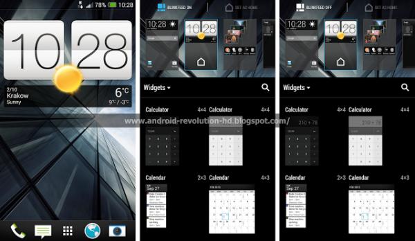 HTC Sense 5.5 ja BlinkFeedin uudistuksia